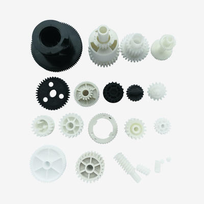 Molding Plastic Parts Gear Mould Worm Spur Gears Mold