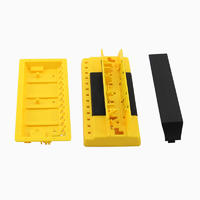 New Durable Plastic Injection Overmolding Mold For Precision Detector