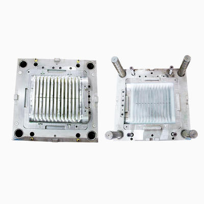 Injection Mold Plastic Moulding Items For Ventilation Air Vents Parts