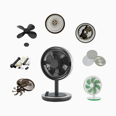Electric Fan Mold Plastic Mould Portable Fan Molding